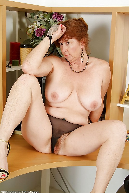Milf with big black nipples