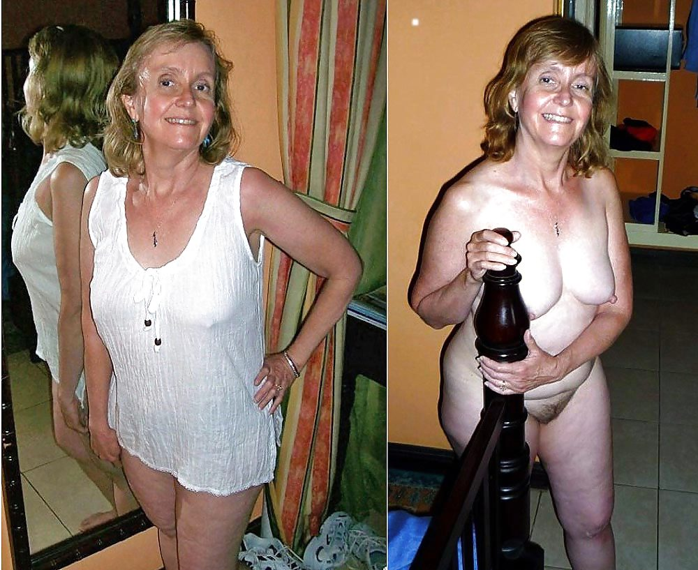 The message moms dressed undressed right!