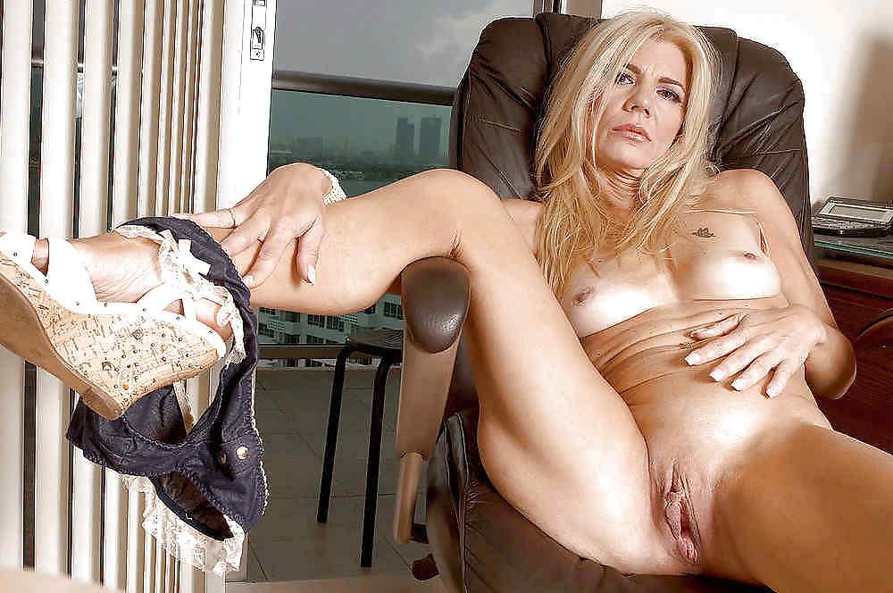 Nikki Brooks Slides Her Fingers Deep Inside