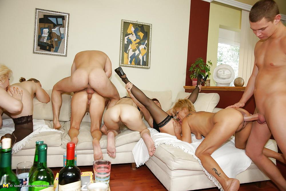 ветерок приятно порно вечеринка одна на троих мне
